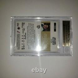 03-04 Topps Pristine Rookie Bgs 10 Pristine Marc-andre Fleury Rc Sp Low Pop Hot