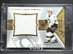 05 06 Ultimate Collection Debut Threads Jumbo Rookie JSY Sidney Crosby 149/250
