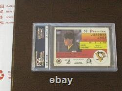 1990-91 OPC Premier #50 Jaromir Jagr Rookie PSA 10 Gem Mint RC