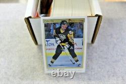 1990-91 O-Pee-Chee OPC Premier Hockey Complete Set Jaromir Jagr Rookie RC Mint