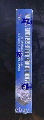 1995-96 Fleer Metal Hockey Inaugural Edition Brand New Factory Sealed Box RARE