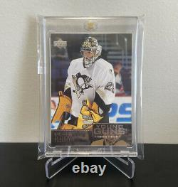 2003 04 Upper Deck MARC-ANDRE FLEURY Young Guns Rookie RC YG #234 Very Nice Card