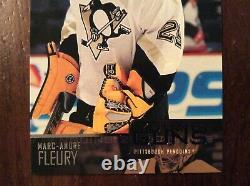 2003-04 Upper Deck Young Guns #234 Marc-andre Fleury (refyg285) Yg Rookie Rc