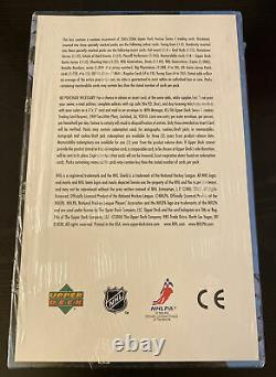 2005-06 Upper Deck Series 1 Unopened Hobby Box! Possible Sidney Crosby Young Gun