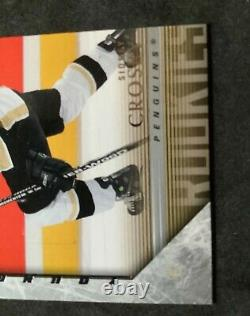 2005-06 Upper Deck Young Guns Rookie Card Sidney Crosby! #201