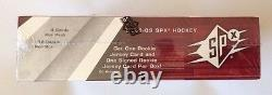2008-09 Upper Deck SPx Hockey HOBBY Box (Steven Stamkos RC Auto Gretzky Crosby)