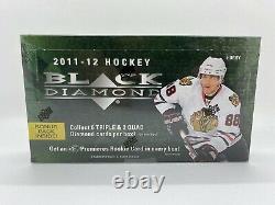 2011-12 Upper Deck Black Diamond Hockey Hobby Box
