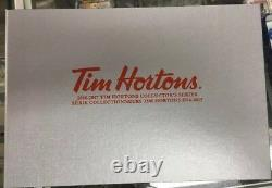 2016 17 Tim Hortons Master Set Ltd Crosby Used Part Of Stick Net Cord Autos /150