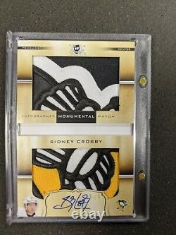 2018-2019 The Cup Sidney Crosby Monumental Patch/AU 1of1-Please see description