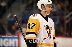 Adam Johnson Wbs Penguins Game Worn Jersey Pittsburgh Ahl NHL