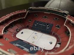 NHL Pittsburgh Penguins Danbury Mint Mellon Arena Stadium Box & Coa