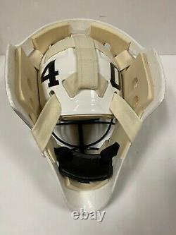 PATRICK LALIME 96'97 ROOKIE Pittsburgh Penguins Pro Replica NHL Goalie Mask