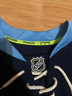 Reebok Pittsburgh Penguins 2011 Winter Classic Authentic NHL Hockey Jersey 50