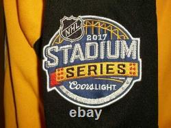 Sidney Crosby Pittsburgh Penguins Gold 2017 Stadium Series Reebok NHL Jersey