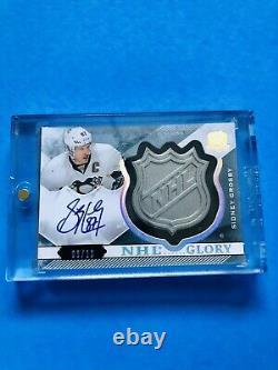 Sidney Crosby The Cup Nhl Glory Shield 05/10