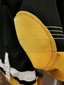 VINTAGE Authentic Pittsburgh Penguins CCM NHL Hockey Jersey Adult Size 44 NWOT