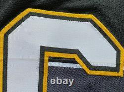 Vintage Jaromir Jagr CCM Pittsburgh Penguins Robo Pens NHL Hockey Jersey Men XL
